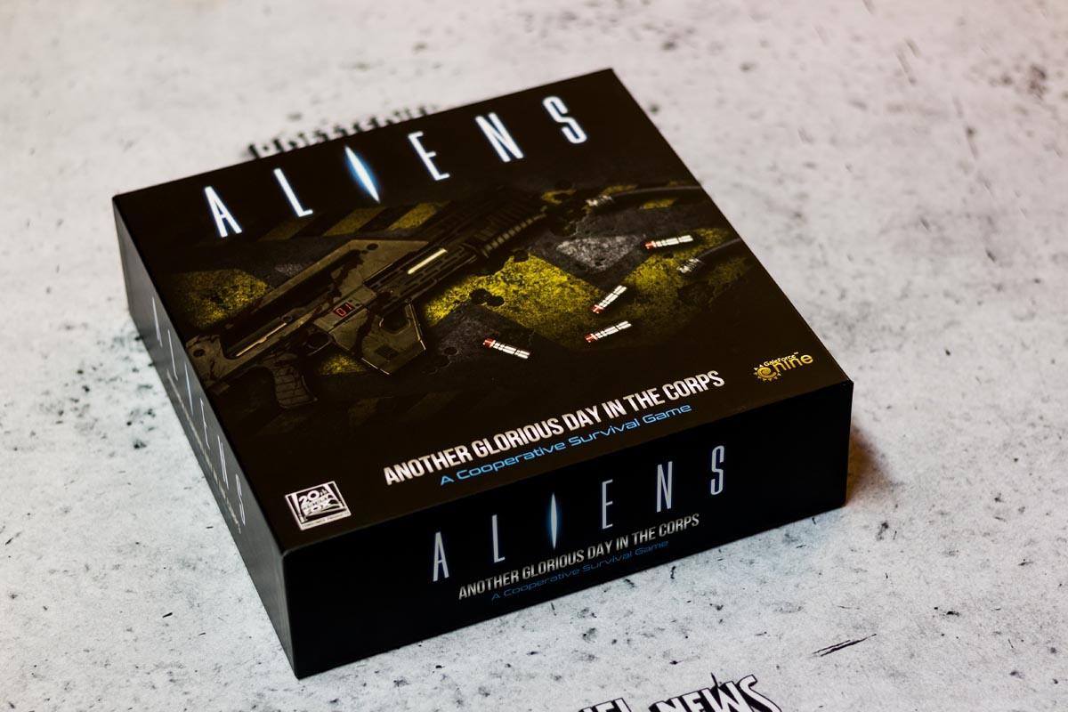 ALIENS: ANOTHER GLORIOUS DAY IN THE CORPS  // Bilder vom Spiel