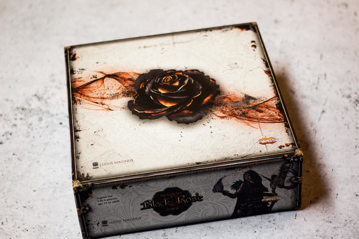 BLACK ROSE WARS // Bilder der Grundbox