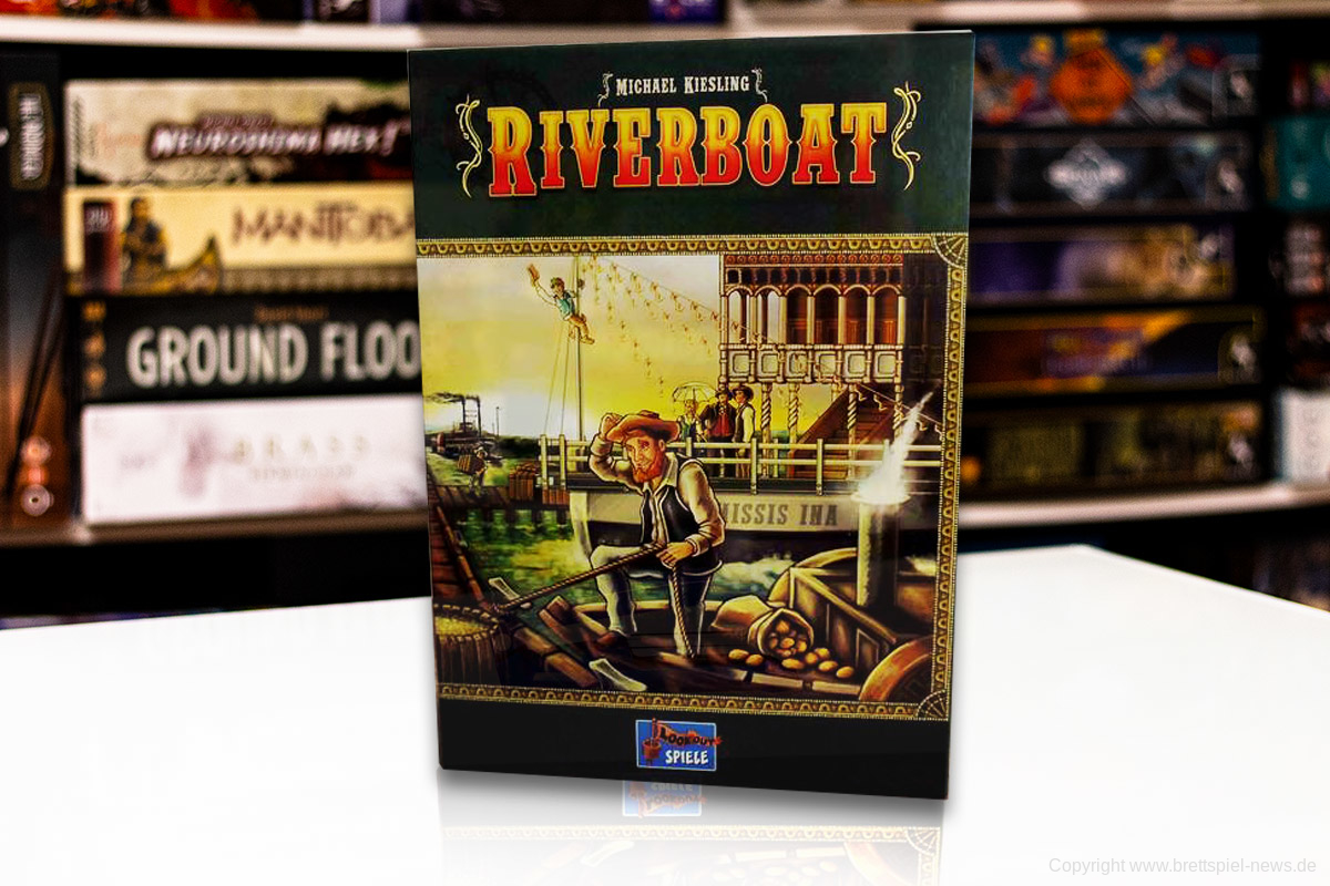 TEST // Riverboat