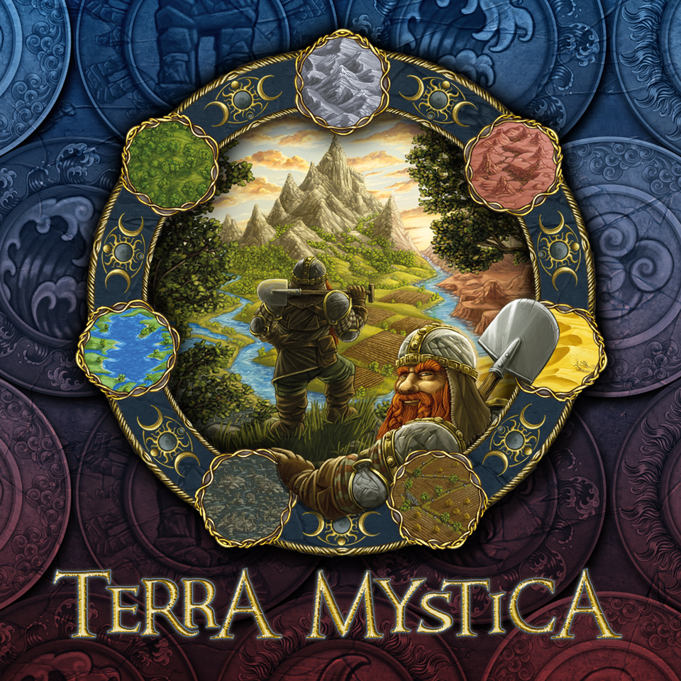 Test: Terra Mystica App-Version