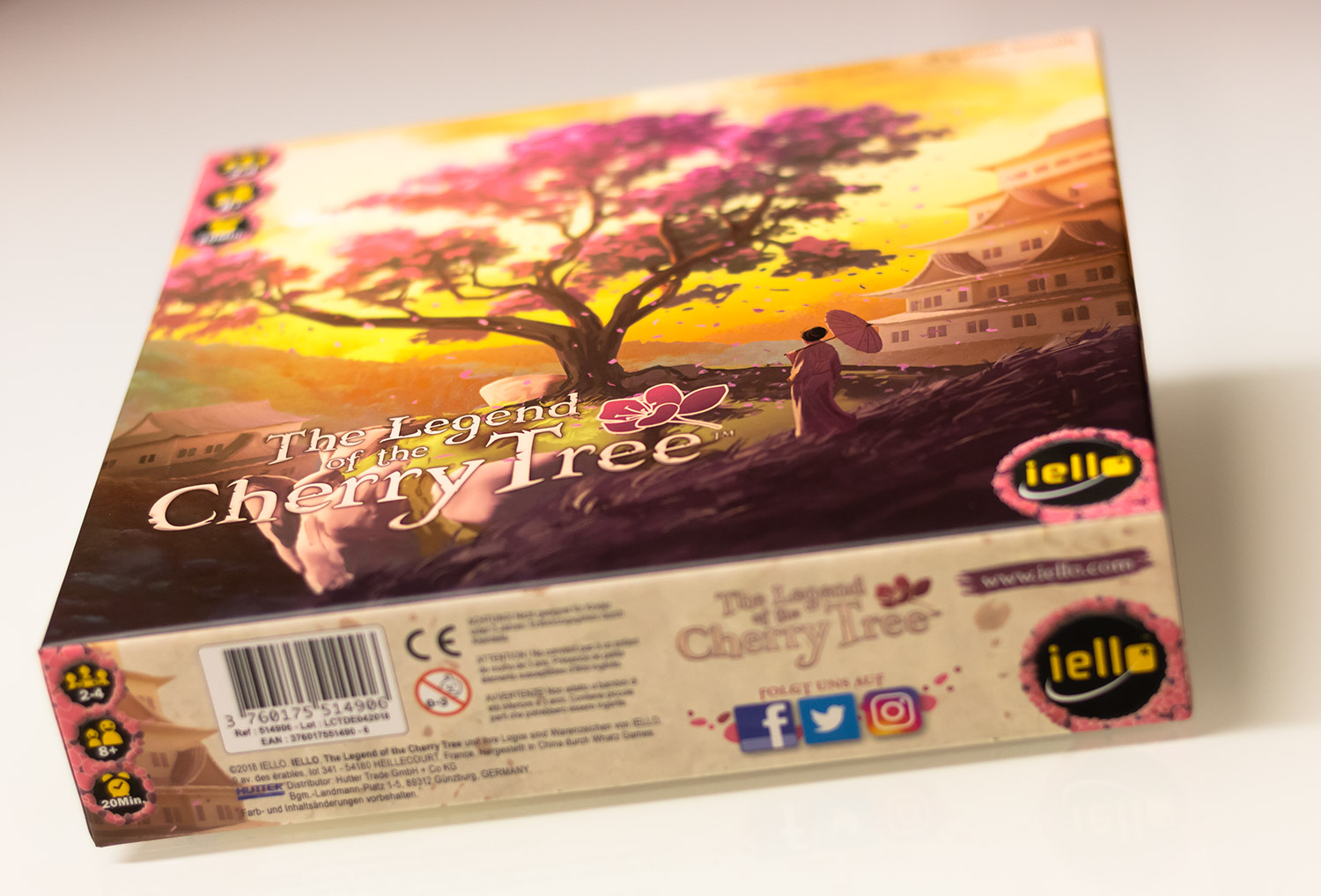 Test: The Legend oft he Cherry Tree, Spiel kaufenTest: The Legend of the Cherry Tree