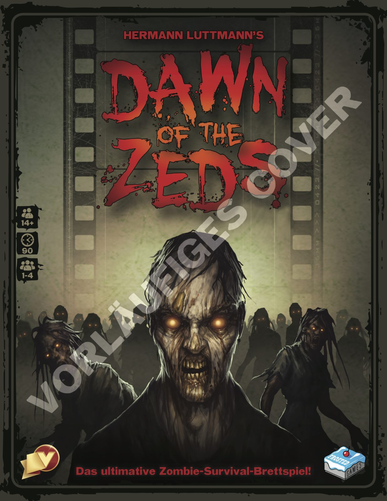 Dawn of the Zeds erscheint 2019 bei Frosted Games