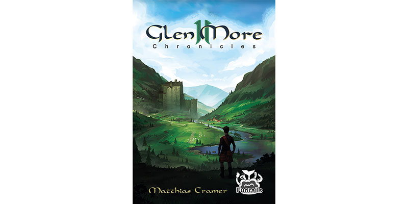 Glen More II: Chronicles startet 2019 auf Kickstarter
