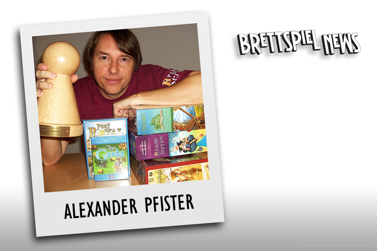 INTERVIEW // Alexander Pfister