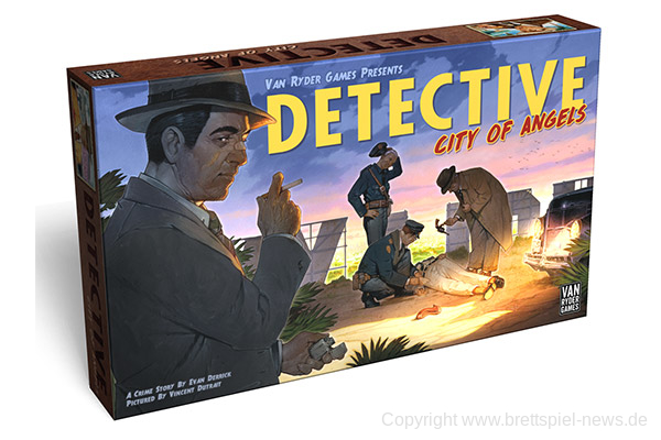 DETECTIVE: CITY OF ANGELS // Deutsche Version möglich