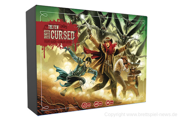 SPIELESCHMIEDE // The Few and Cursed gestartet