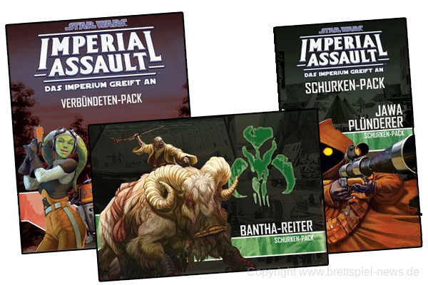 STAR WARS: IMPERIAL ASSAULT  // Angebot bei FantasyWelt.de