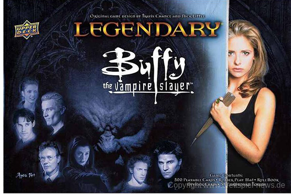 ANGEBOT // Legendary: Buffy the Vampire Slayer