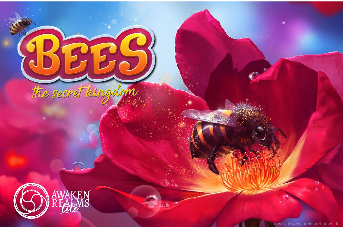 BEES: THE SECRET KINGDOM // Soll in der Spieleschmiede starten