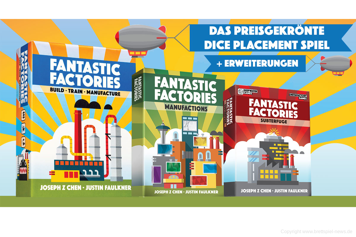 CROWDFUNDING  // Fantastic Factories auf Deutsch