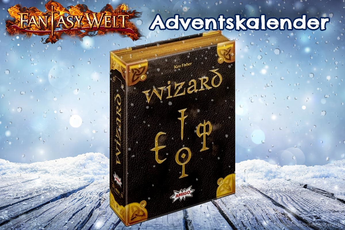 ANGEBOT // TAG 23 - 2020 - WIZARD 25-Jahre-Edition