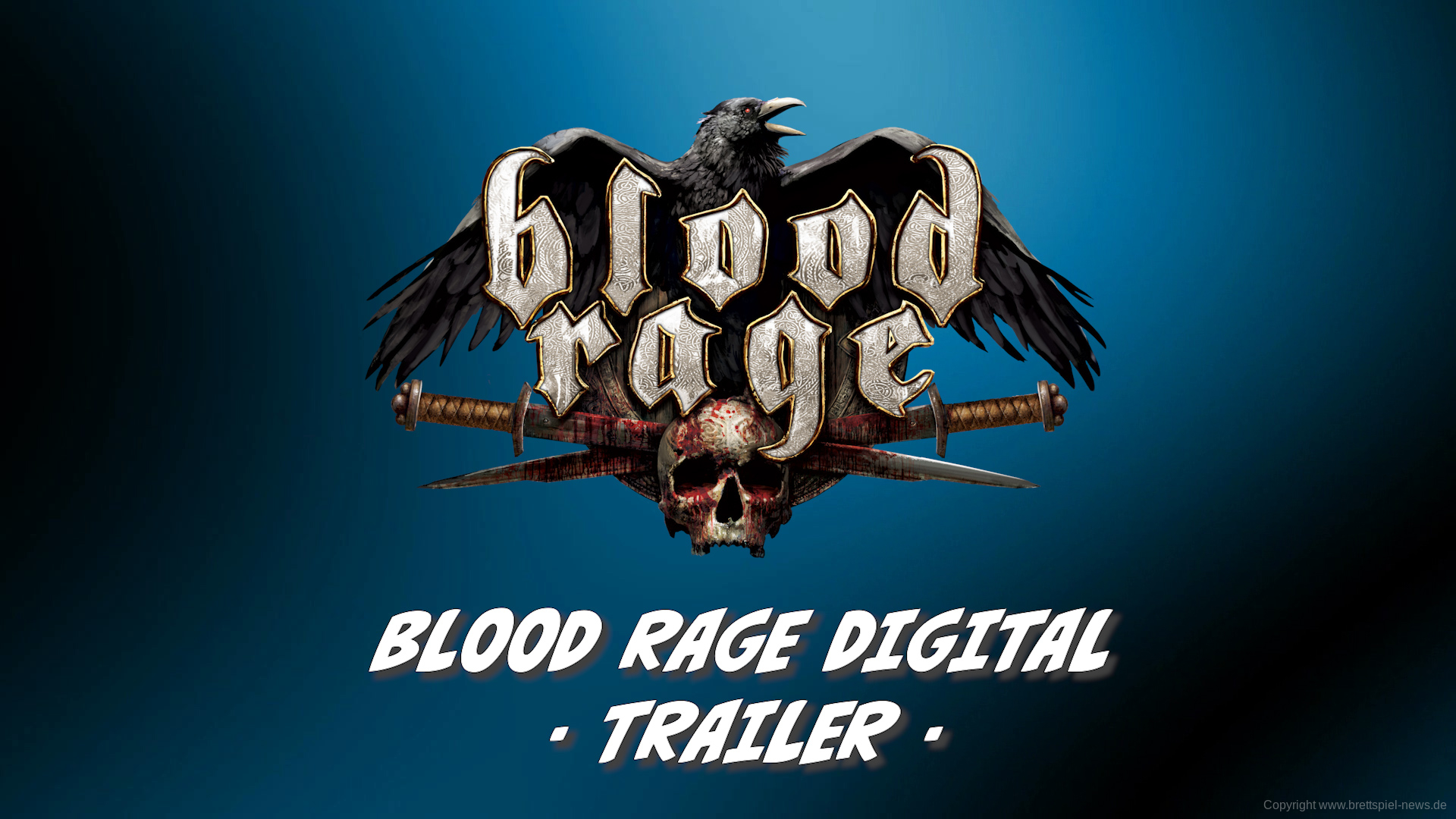 BLOOD RAGE: DIGITAL EDITION // Auf Steam ab dem 27. Mai 2020