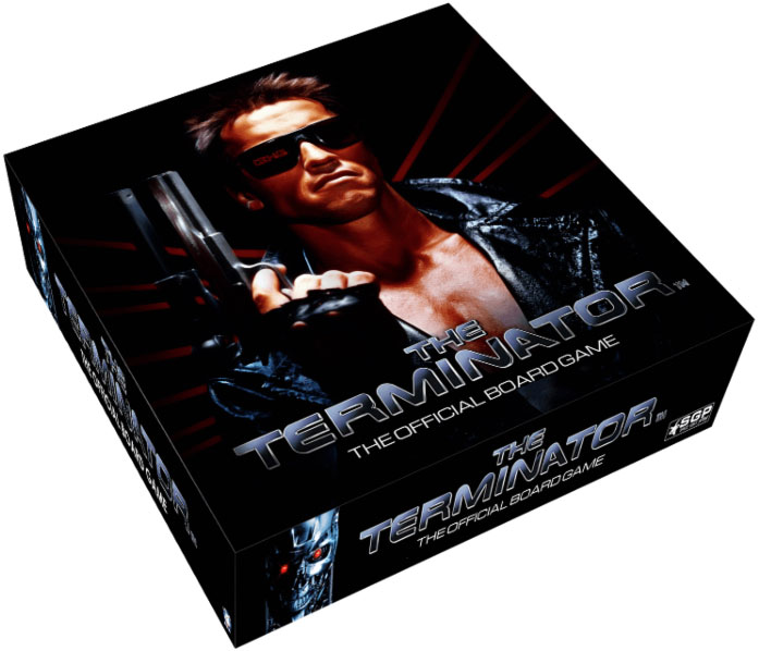 The Terminator™: The Official Board Game auf Kickstarter