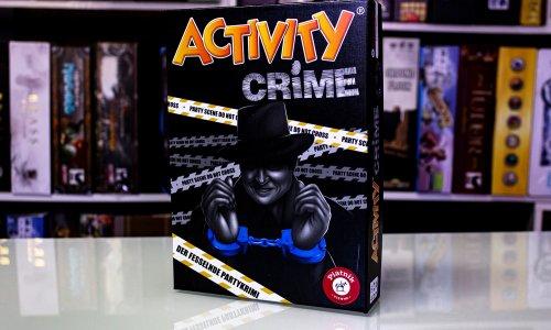 ACTIVITY - CRIME // Erste Bilder