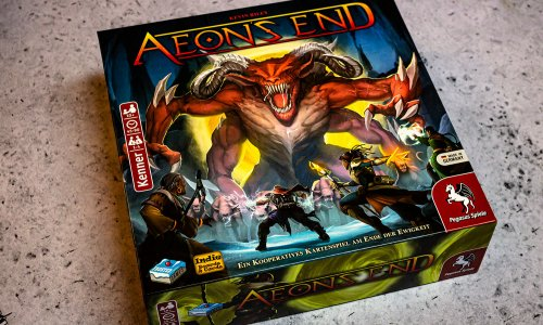 AEON'S END // Bilder vom Spiel
