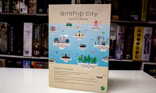 TEST // AIRSHIP CITY