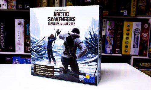 TEST // ARCTIC SCAVENGERS – ÜBERLEBEN IM JAHR 2097