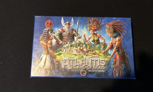 TEST // Atlantis – Island Of Gods
