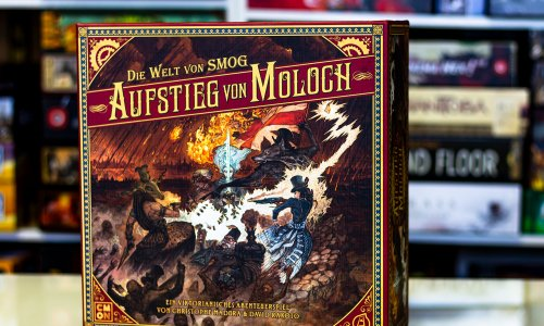TEST // Die Welt von SMOG: Aufstieg des Moloch