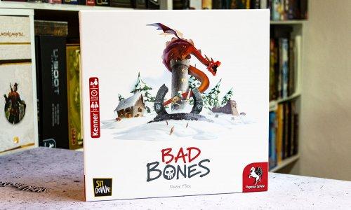 TEST // BAD BONES