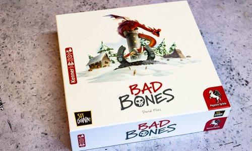 BAD BONES // Bilder vom Spiel
