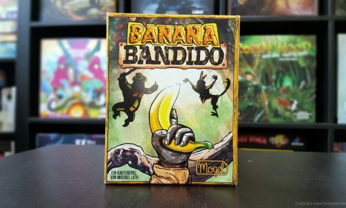 TEST // BANANA BANDIDO