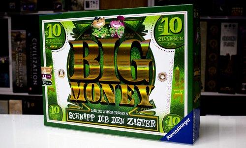 BIG MONEY // Erste Bilder der Neuheit