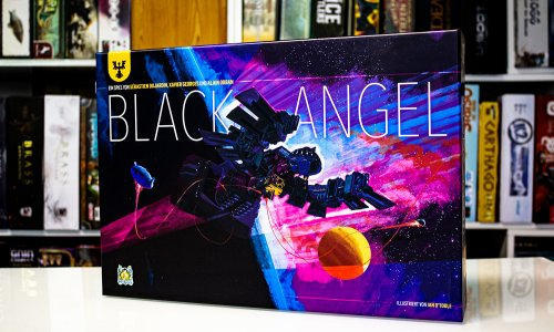 TEST // BLACK ANGEL