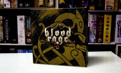 BLOOD RAGE // Promos Box – Erste Bilder
