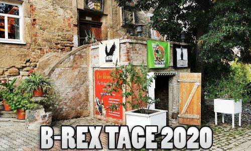 B-REX TAGE // in der Bischofsburg Burgliebenau