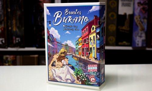 BUNTES BURANO // Erste Bilder