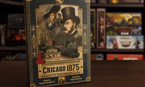 TEST // CHICAGO 1875: CITY OF THE BIG SHOULDERS