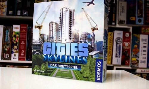 CITIES SKYLINES // Erster Bilder vom Spiel