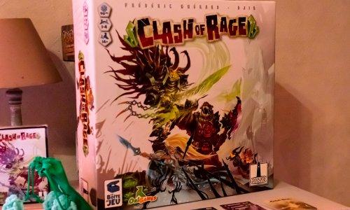 CLASH OF RAGE // Bilder vom Spiel