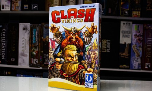 TEST // CLASH OF VIKINGS