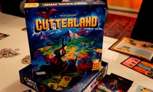 CUTTERLAND // erste Bilder vom Spiel