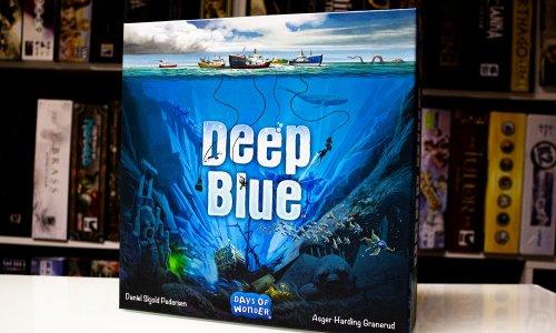 TEST // DEEP BLUE