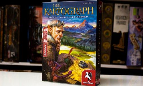 DER KARTOGRAPH // Erste Bilder vom Spiel
