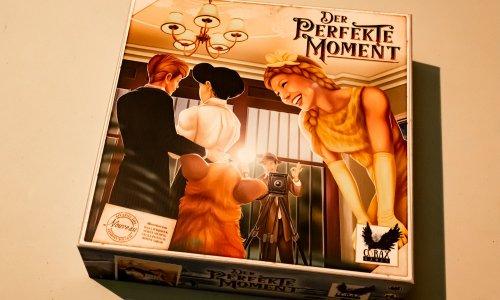 DER PERFEKTE MOMENT // Bilder mit Deluxe Spielmaterial