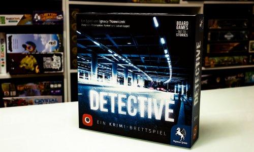 TEST // Detective