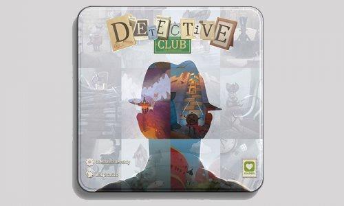 TEST // Detective Club