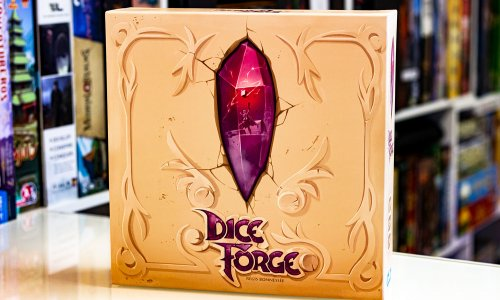 TEST // DICE FORGE