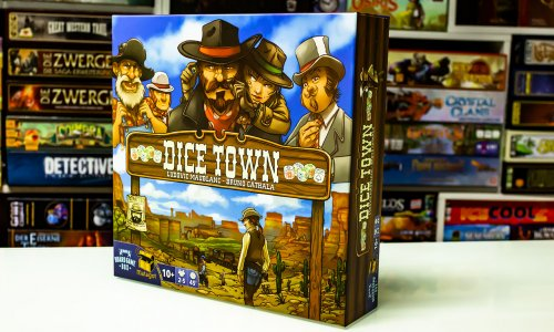 TEST // Dice Town