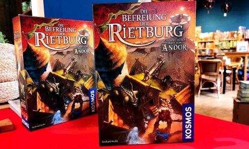 Angespielt // Die Befreiung der Rietburg – Ein Spiel in der Welt von Andor