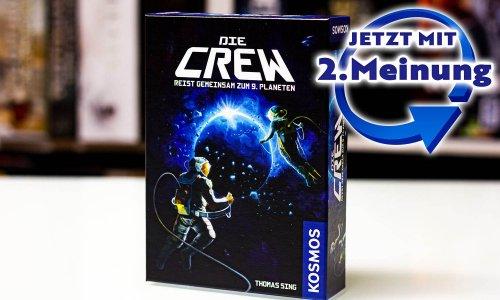 TEST // DIE CREW – REIST GEMEINSAM ZUM 9. PLANETEN