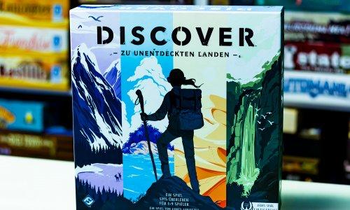 TEST // Discover – Zu unentdeckten Landen