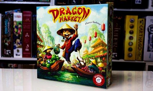 DRAGON MARKET // Erste Bilder