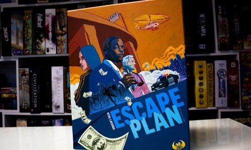 ESCAPE PLAN // Erste Bilder vom Spiel