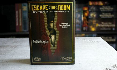 TEST // ESCAPE THE ROOM: DAS VERFLUCHTE PUPPENHAUS