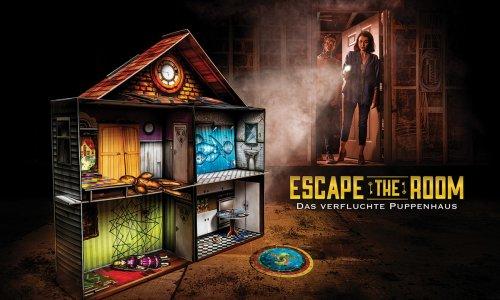 ESCAPE THE ROOM: Das verfluchte Puppenhaus // erscheint im September 2020